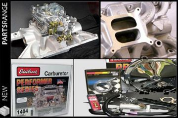 Weber/Edelbrock 500 Carburettor kit